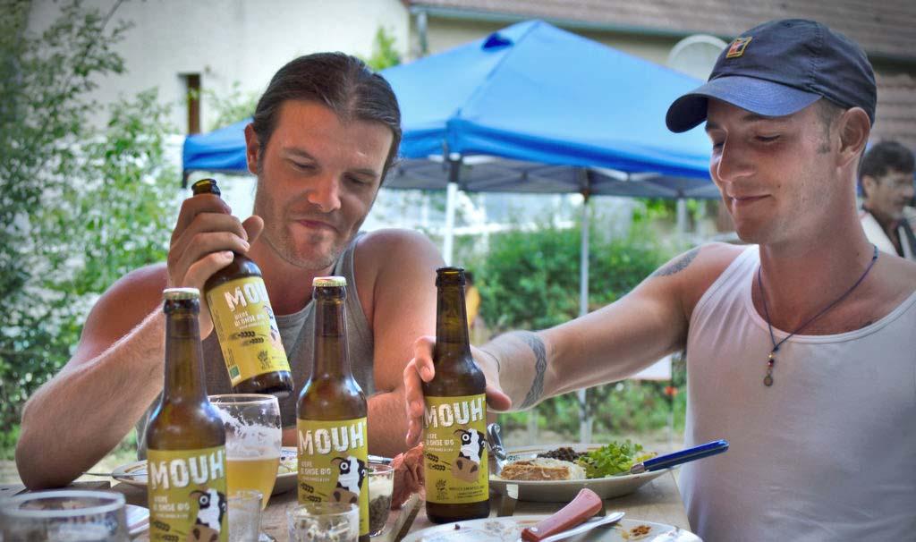 biere artisanale locale de chatillon