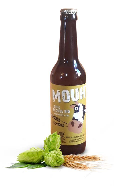 La Pouh : bière artisanale bio en bourgogne